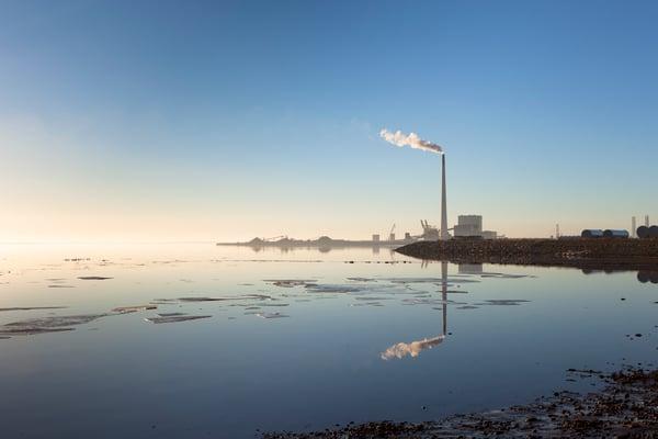 Power Plant large combustion plant emissions