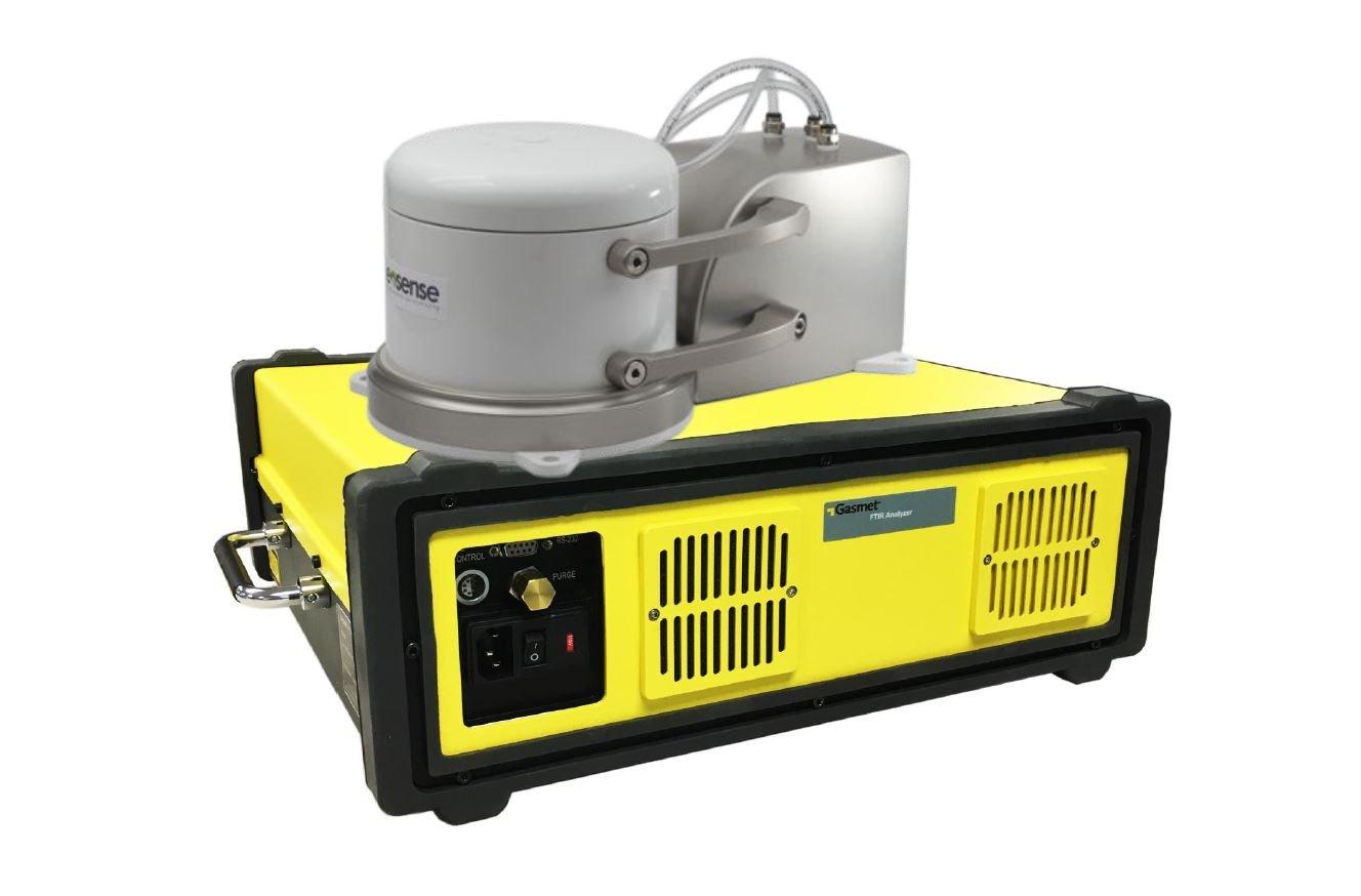 eosAC and Gasmet Integration DX4015 DX4040